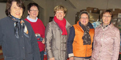 Der katholische Frauenbund Schrobenhausen