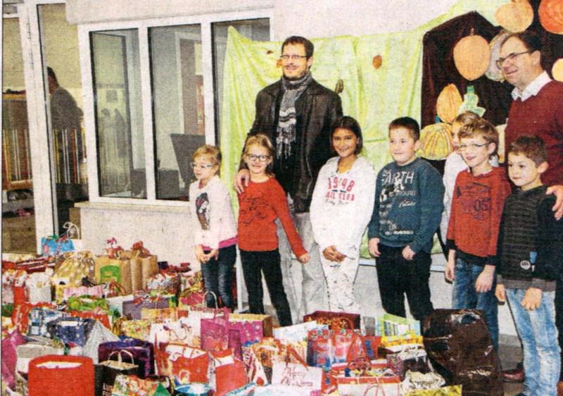 Berührende Begegnungen - Grundschule Mühlried