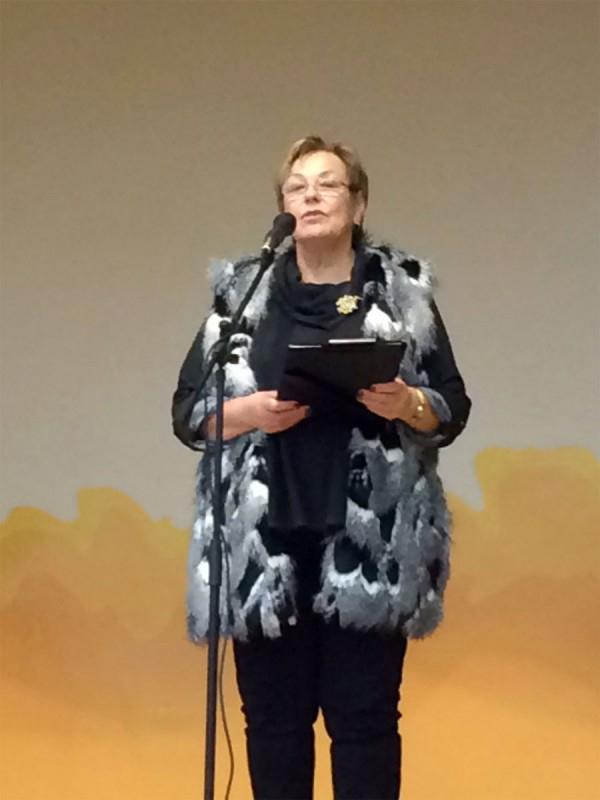 Rektorin Lina