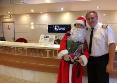 Reisetag 8 Weihnachtstransport 2016 16