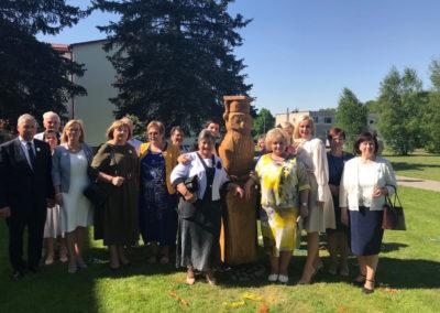 100-Jahr-Feier in Zelsva - wir feiern mit 18