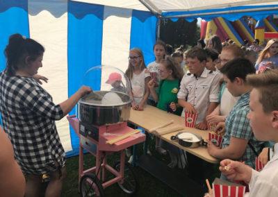 100-Jahr-Feier in Zelsva - wir feiern mit 8
