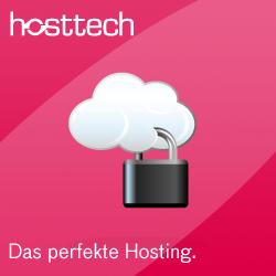 Hosttech Deutschland Webhosting