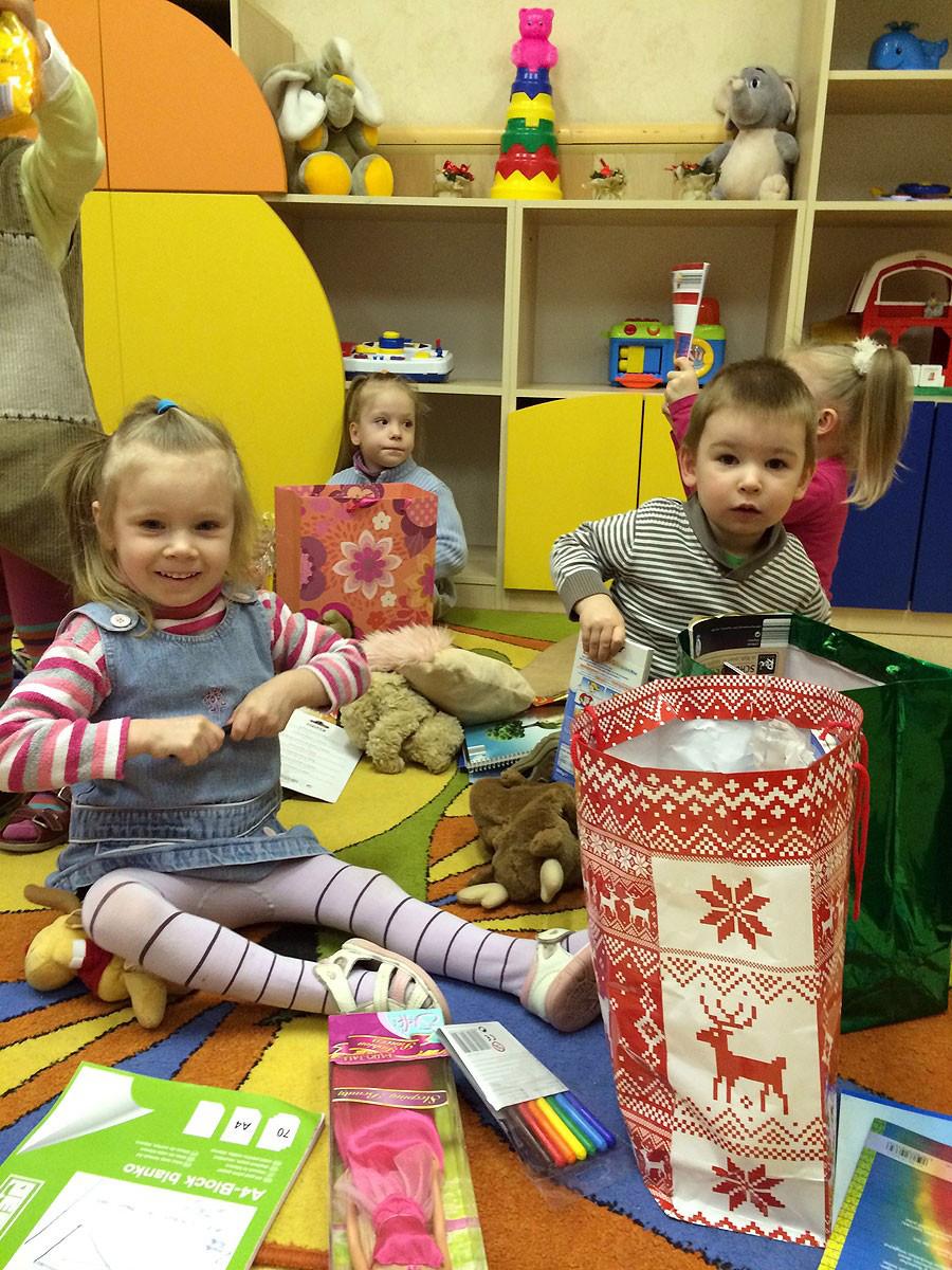 Haus für die Entwicklung des Kindes