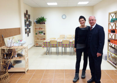 Sonderschule und Kinderheim Kaunas