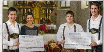 Katholischer Burschenverein Pörnbach