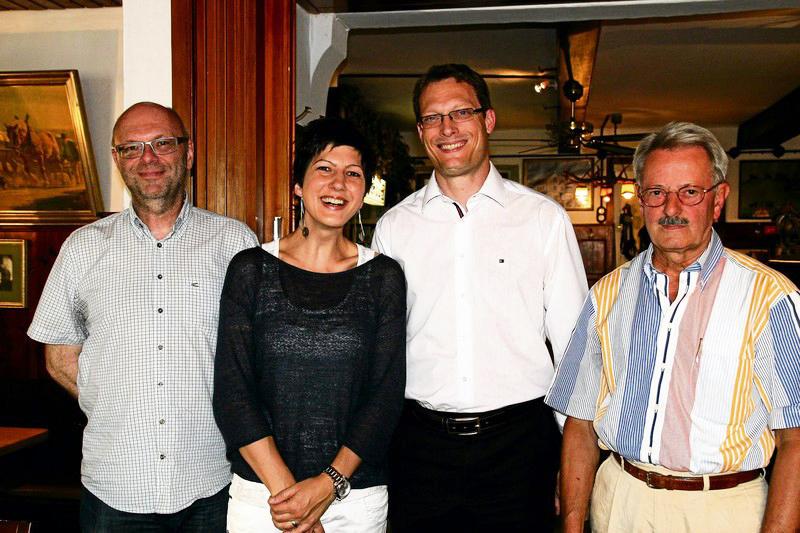 Unser Team - der Vorstand der Kinderhilfe Litauen