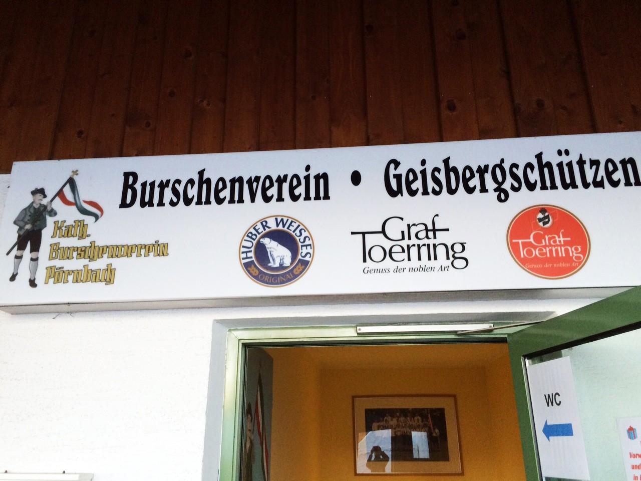 Katholischer Burschenverein Pörnbach Weihnachtsmarkt 2015
