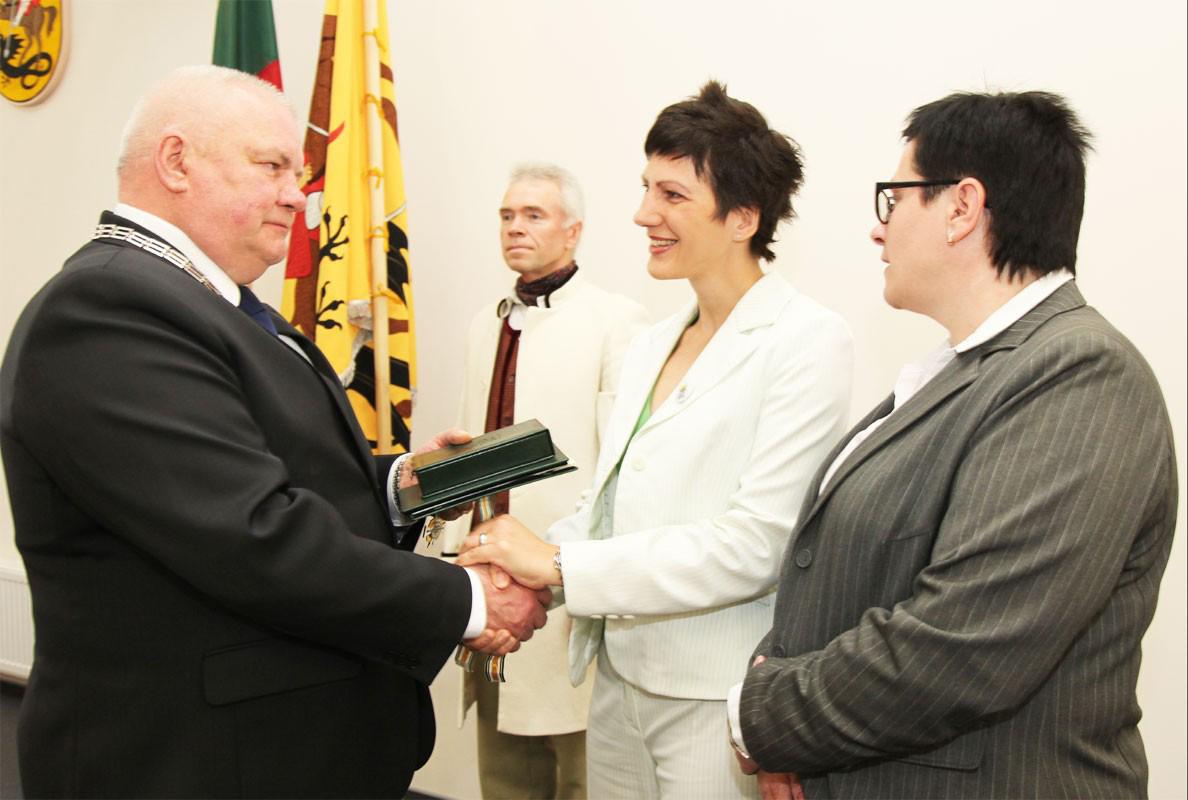 Große Ehre für Kinderhilfe Litauen