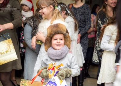 Weihnachtsfeier in der Sonderschule Kaunas 20