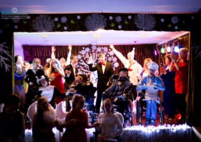 Weihnachtsfeier in der Sonderschule Kaunas 22