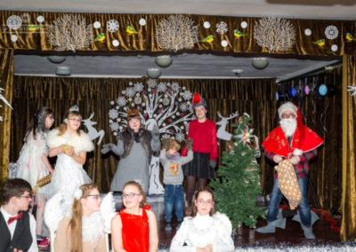 Weihnachtsfeier in der Sonderschule Kaunas 24