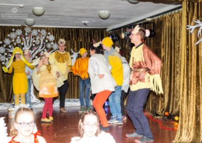 Weihnachtsfeier in der Sonderschule Kaunas 25
