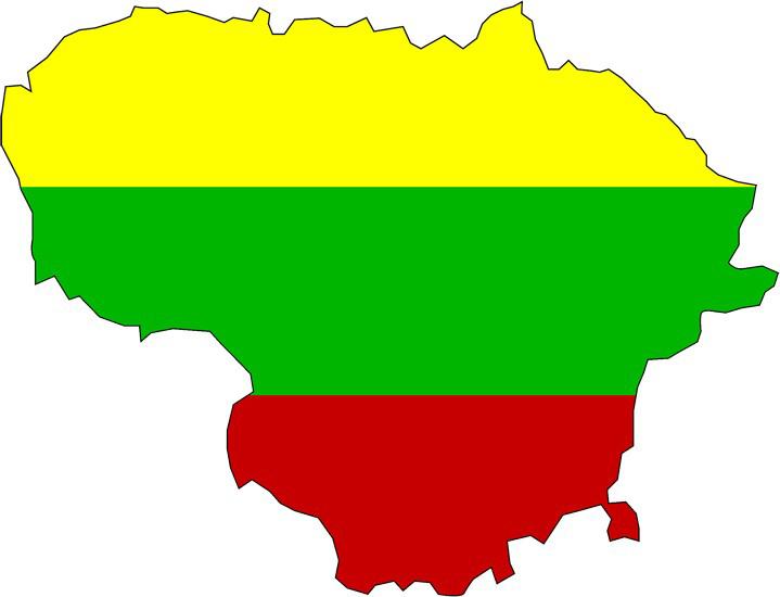 Wo wir in Litauen tätig sind