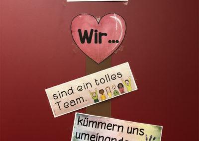 Grundschule Gachenbach - Wir sind ein tolles Team, kümmern uns umeinander