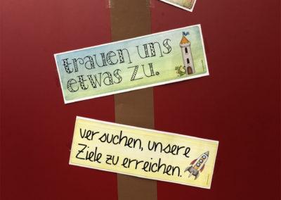 Grundschule Gachenbach - trauen uns etwas zu, machen unsere Ziele wahr