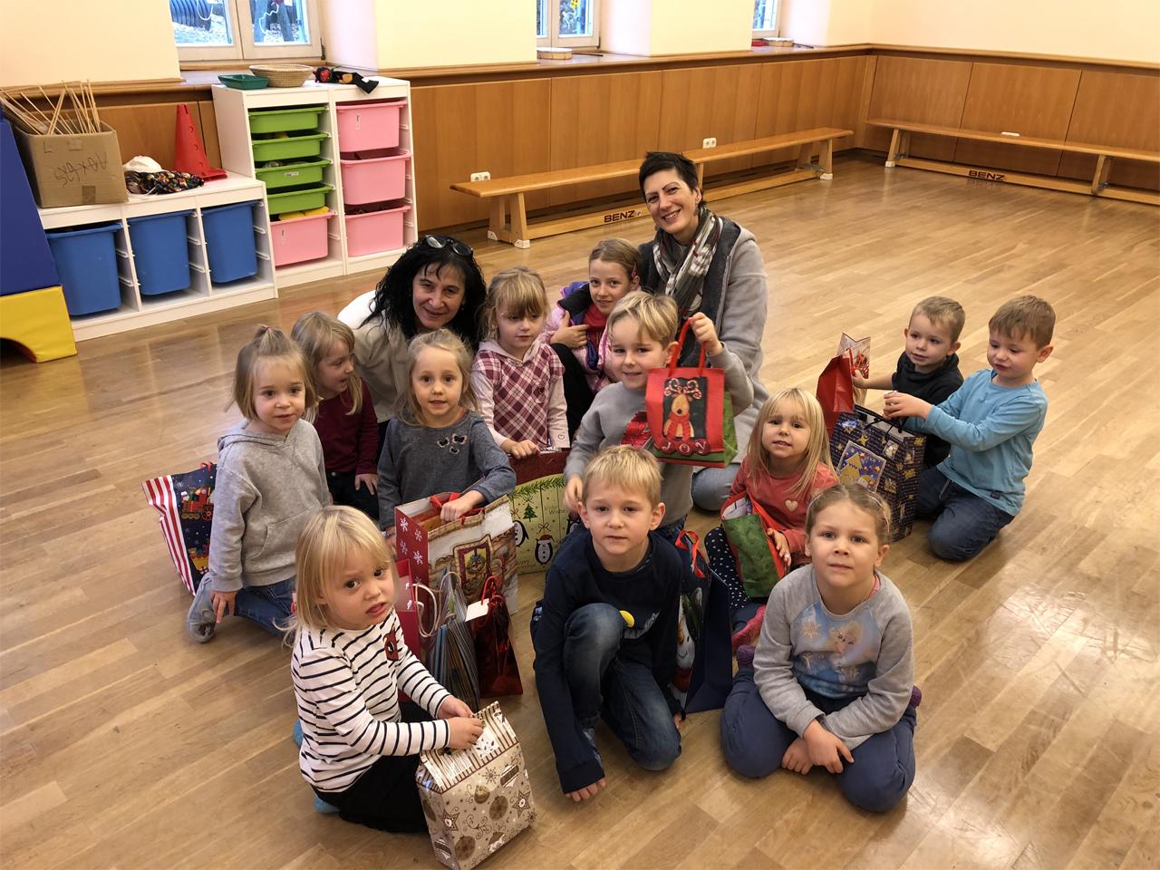 Kindergarten Sonnenschein Hohenried