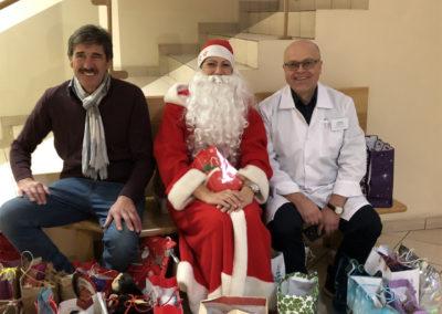 Kinderkrankenhaus Klaipeda Michi, Eva und Chefarzt