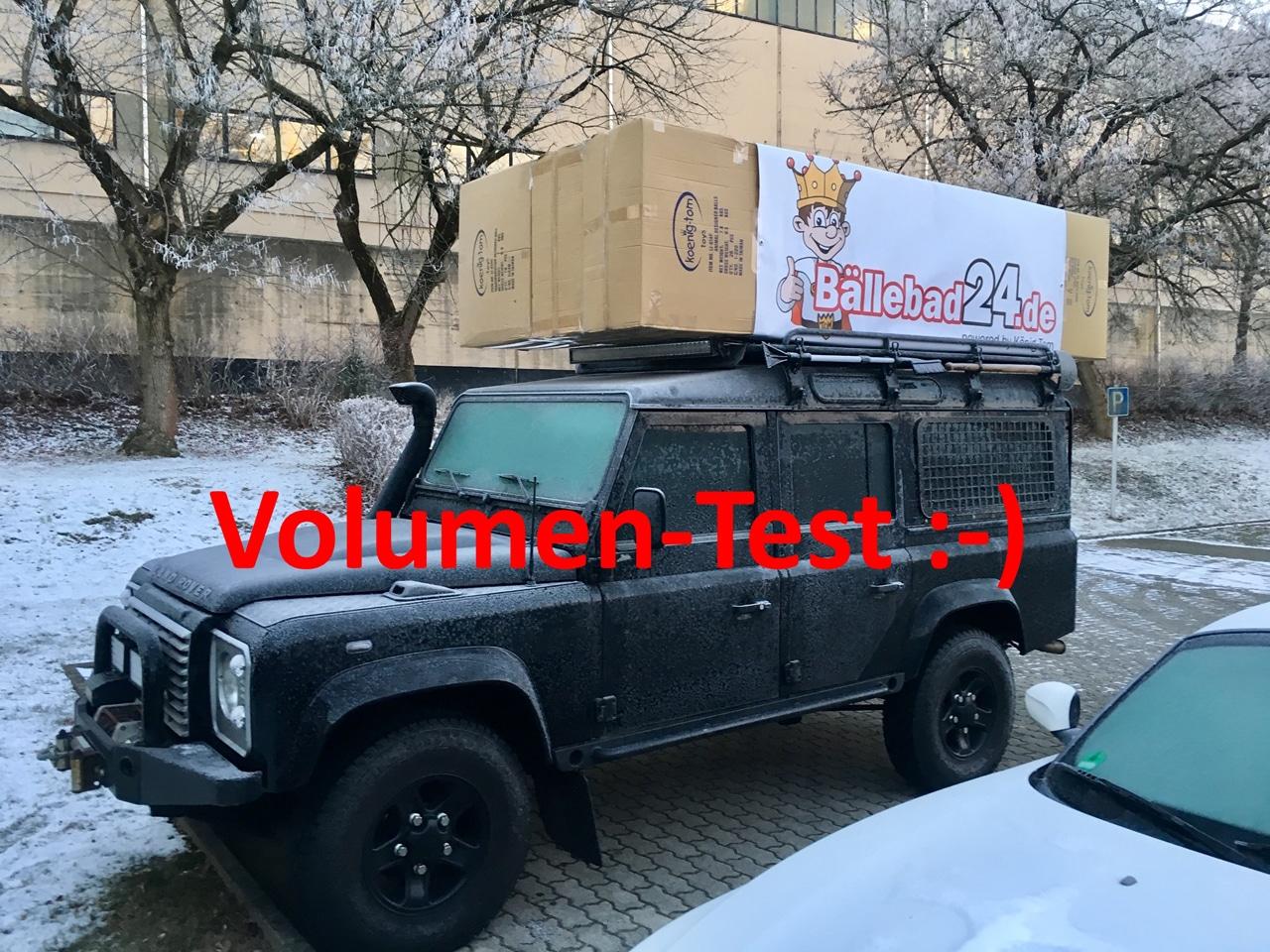 2 Antiaggressionsräume für die Sonderschule Kaunas - Bällebad