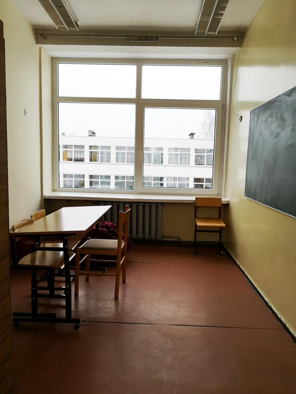 Raum 2 vorher