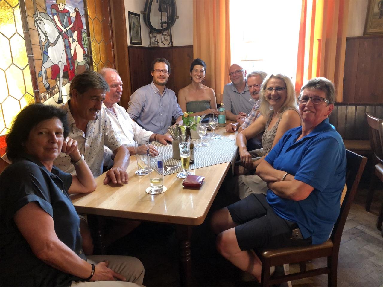 Hauptversammlung 2019 im Gasthaus Stief Schrobenhausen 1