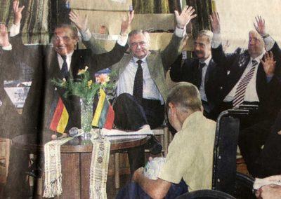 Wir feiern 25 Jahre Kinderhilfe Litauen 45