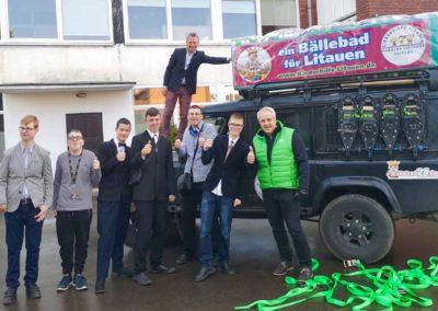 Wir feiern 25 Jahre Kinderhilfe Litauen 88