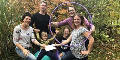 1stes Benefizsporteln in Hohenried für Kinderhilfe Litauen