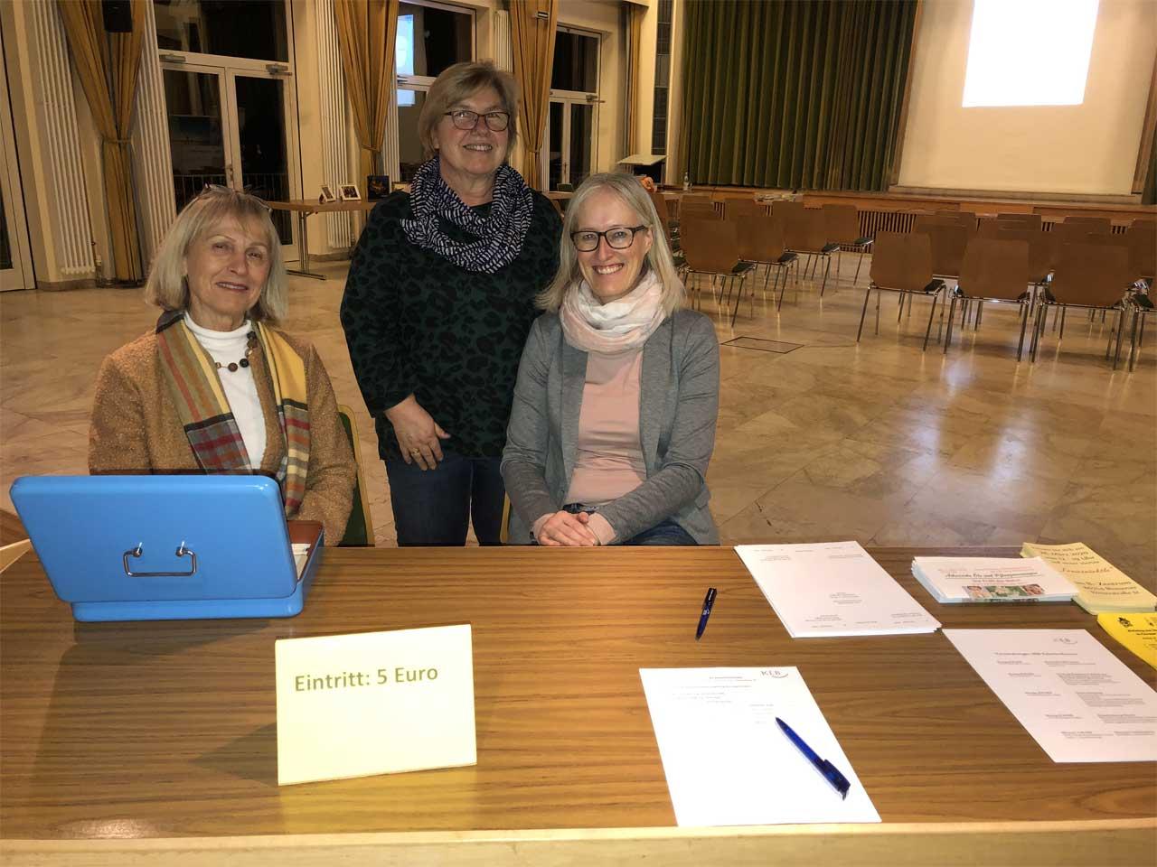 Vortrag KEB Schrobenhausen Organisation