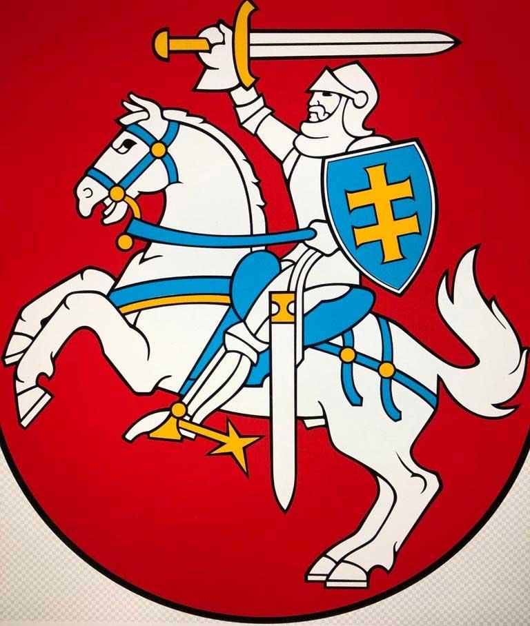Wappen Litauen