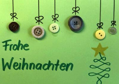 Weihnachtsgrüße nach Litauen Station 1 bis ... 25