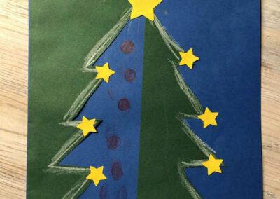 Weihnachtsgrüße nach Litauen Station 1 bis ... 16