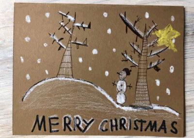 Weihnachtsgrüße nach Litauen Station 1 bis ... 21