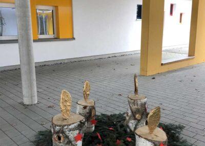 Weihnachtsgrüße nach Litauen Station 1 bis ... 56