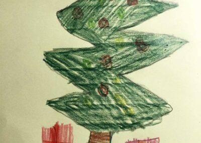 Weihnachtsgrüße nach Litauen Station 1 bis ... 72
