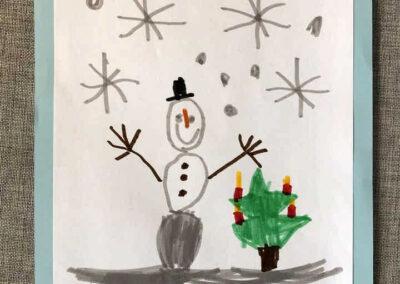 Weihnachtsgrüße nach Litauen Station 1 bis ... 157