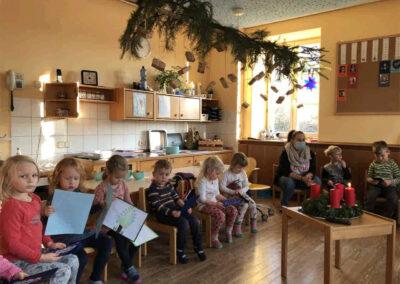 Weihnachtsgrüße nach Litauen Station 1 bis ... 146