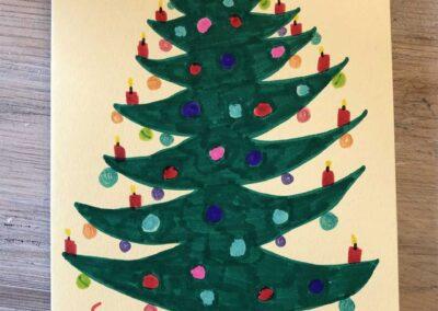 Weihnachtsgrüße nach Litauen Station 1 bis ... 131