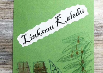 Weihnachtsgrüße nach Litauen Station 1 bis ... 114