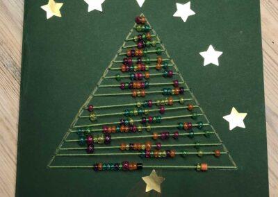 Weihnachtsgrüße nach Litauen Station 1 bis ... 4
