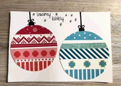 Weihnachtsgrüße nach Litauen Station 1 bis ... 83
