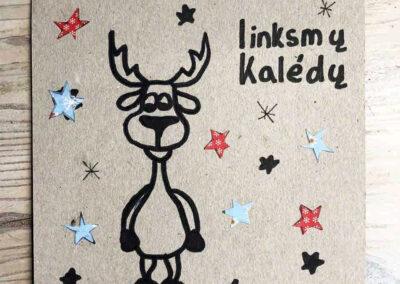 Weihnachtsgrüße nach Litauen Station 1 bis ... 85