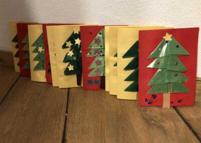 Weihnachtsgrüße nach Litauen Station 1 bis ... 132