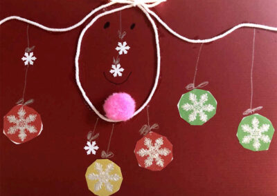 Weihnachtsgrüße nach Litauen Station 1 bis ... 38