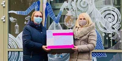Ein Danke aus dem Waisenhaus Klaipeda 2020