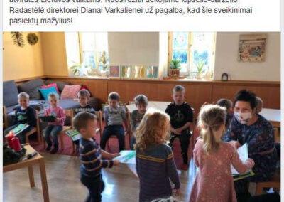 Auf der Facebookseite des Waisenhauses