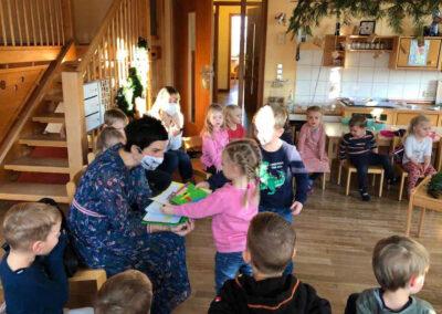 Im Kindergarten Schrobenhausen Bild