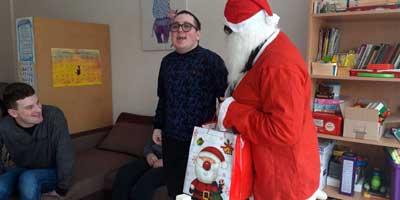 Weihnachtsfreude 2020 in der Sonderschule Kaunas