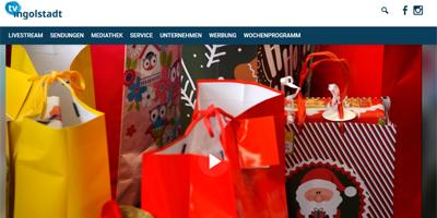 TV-Ingolstadt – Ein bisschen Weihnachten im Oktober