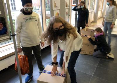Maria Ward Realschule Schrobenhausen Herbsttransport 2021 Bild 2